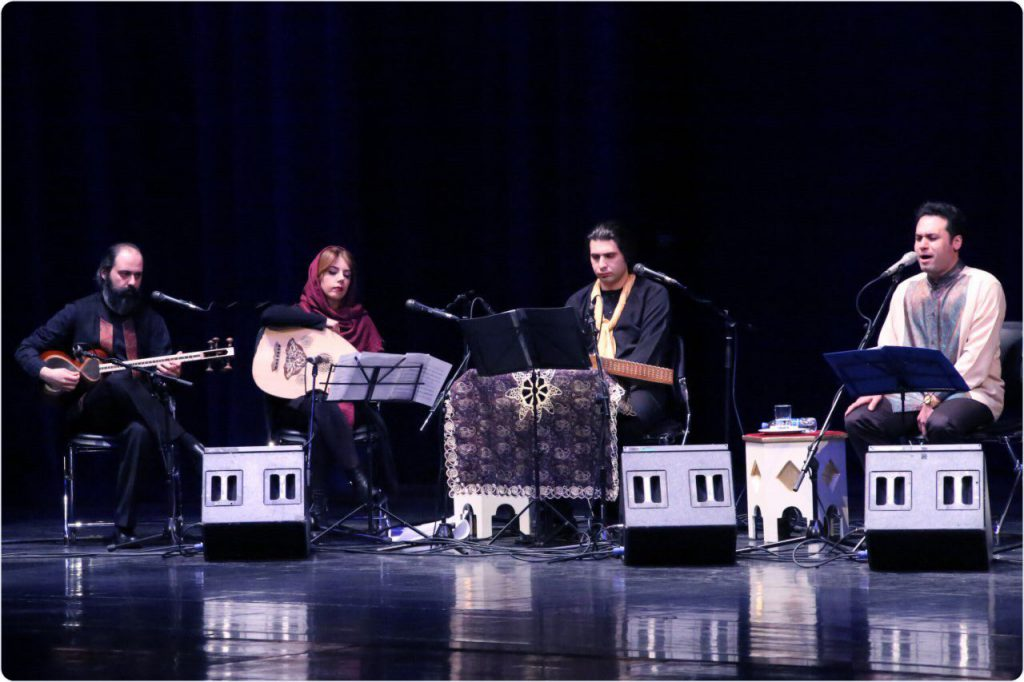 کنسرت گروه مهربانی، تالار وحدت ، ۲۶ آذر ۱۳۹۶
