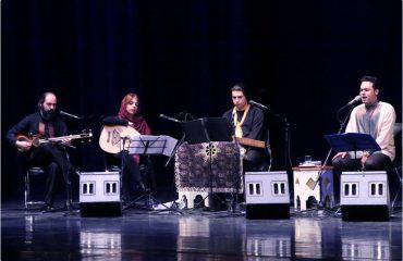 کنسرت گروه مهربانی برای کمک به زلزلهزدگان